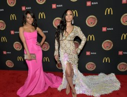 Bounce Trumpet Awards Red Carpet Pics #TrumpetAwards