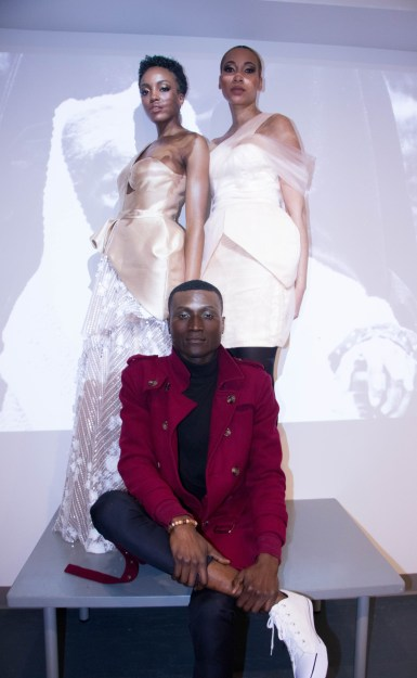Event Recap: Designer Chuks Collins Fashion Presentation honoring International Women's Day