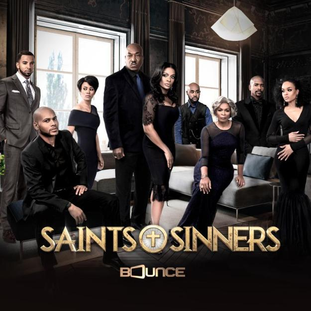 """Saints & Sinners"" Season 4 Debuts July 7; Bounce to Air Seasons 1-3 on Sundays Beginning April 14"