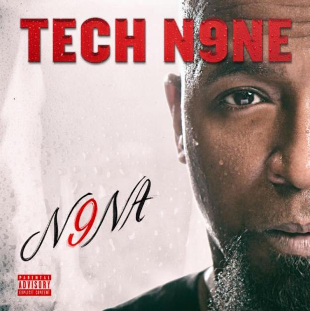 "Tech N9ne Drops ""Like I Ain't"" Music Video & His New Album N9NA On All Platforms"