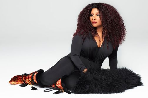 "Chaka Khan releases new hair collection ""Chaka by Indique"""