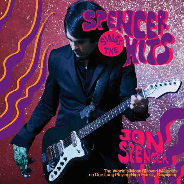 Jon Spencer & The HITmakers Live Onstage and On Tour