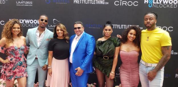 "Pics: Influencers Shine at ""Hollywood Unlocked Social Impact Brunch"
