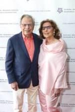 Dr. Samuel Waxman and Marion Waxman ©Patrick McMullan