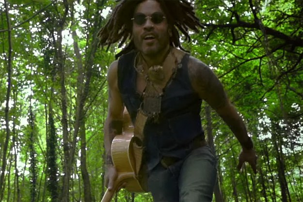 "Lenny Kravitz Releases Video for ""5 More Days 'til Summer"""