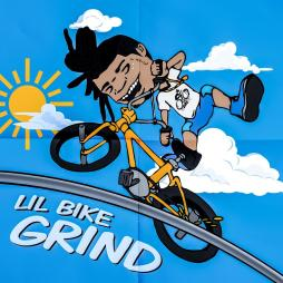 "Tig Records Newest Aartist Lil Bike Releases Visual For ""Grind"""