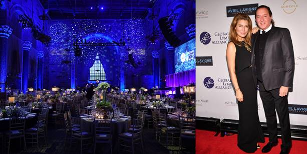 EVENT RECAP PICS – Event Planner Larry Scott produced Global Lyme Alliance Fifth Annual New York City Gala