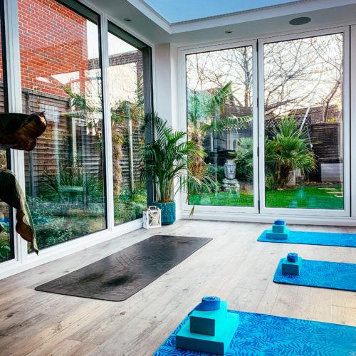 boutique yoga studio
