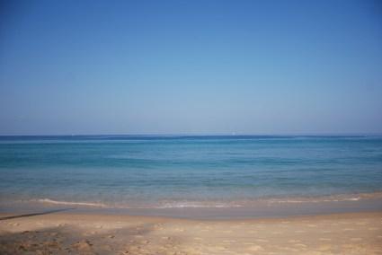 Karon beach in the morning