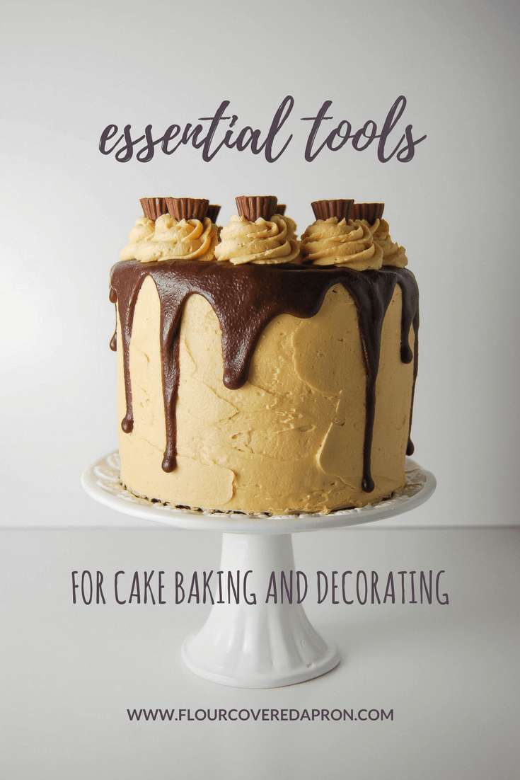 Essential Tools For Cake Baking and Decorating