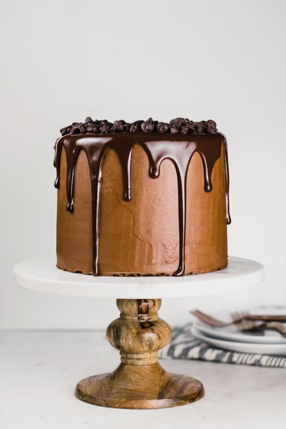 Ultimate Gluten-Free Chocolate Cake Recipe - Flour Covered Apron