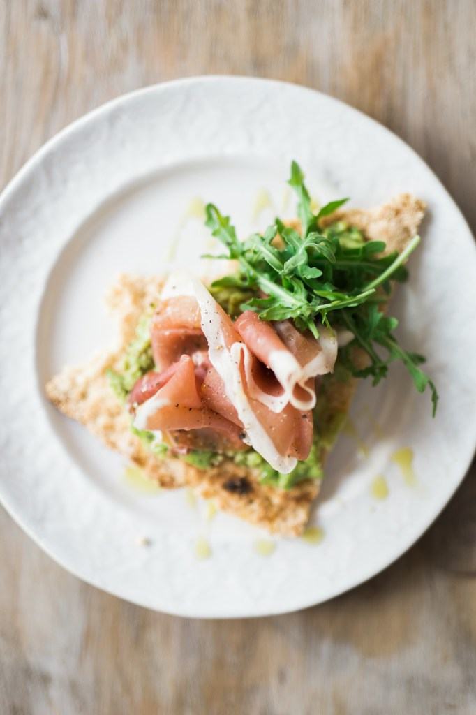 Grain-Free Avocado Toast 4 Ways by Colorful Eats