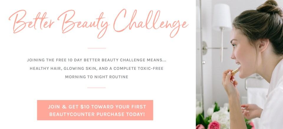 Flourish: Better Beauty Challenge