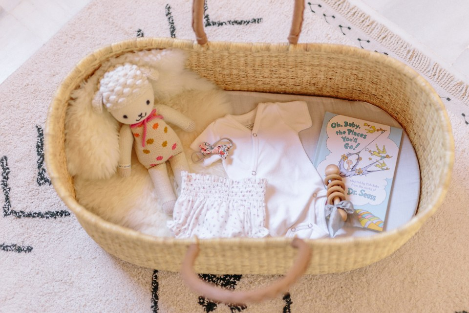 Organic Baby Registry   Flourish