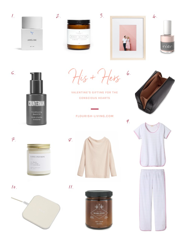 His & Hers Valentine's Gifting | Flourish