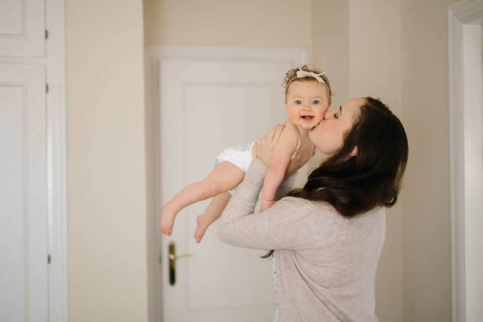 A Day in My Life: Balancing Motherhood, Business & Health | Flourish by Caroline Potter, NTP