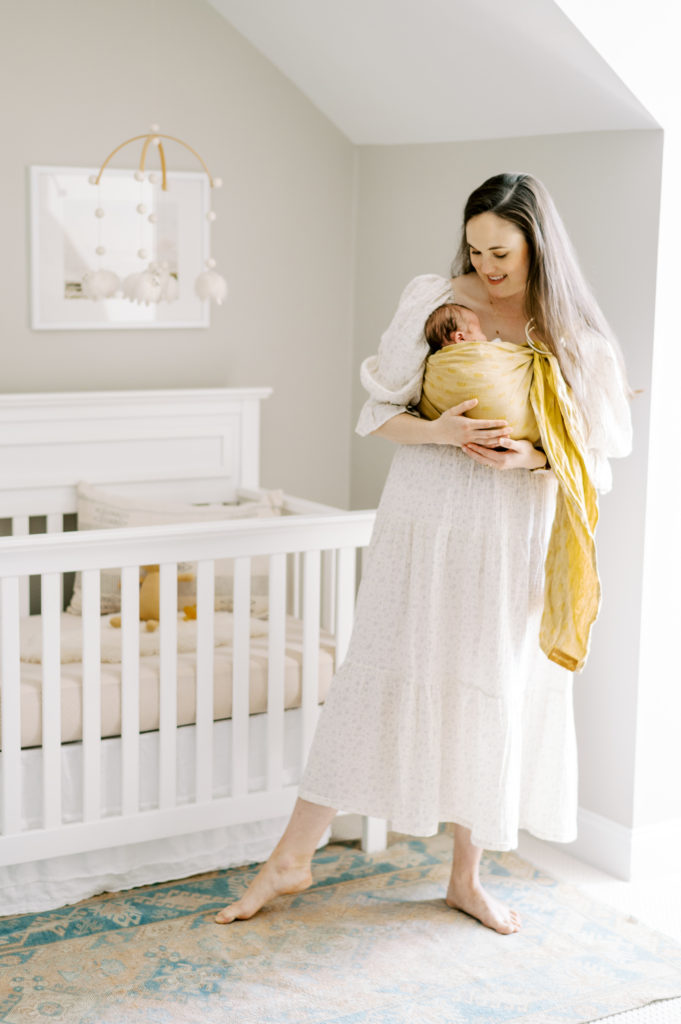 Postpartum Recovery Tips