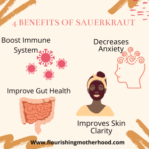 benefits of sauerkraut