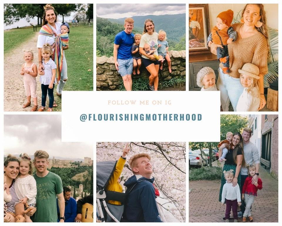 flourishing motherhood blog