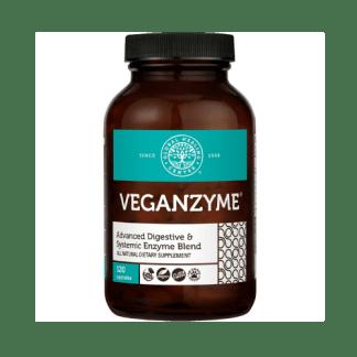 global healing center veganzyme bottle