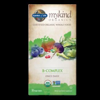 mykind organics vitamin b complex box