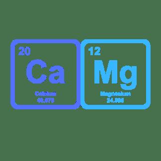 Vegan Calcium Magnesium Capsules