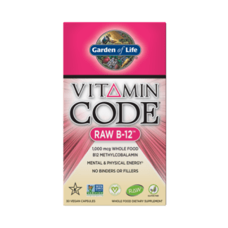 vitamin code raw b12 box