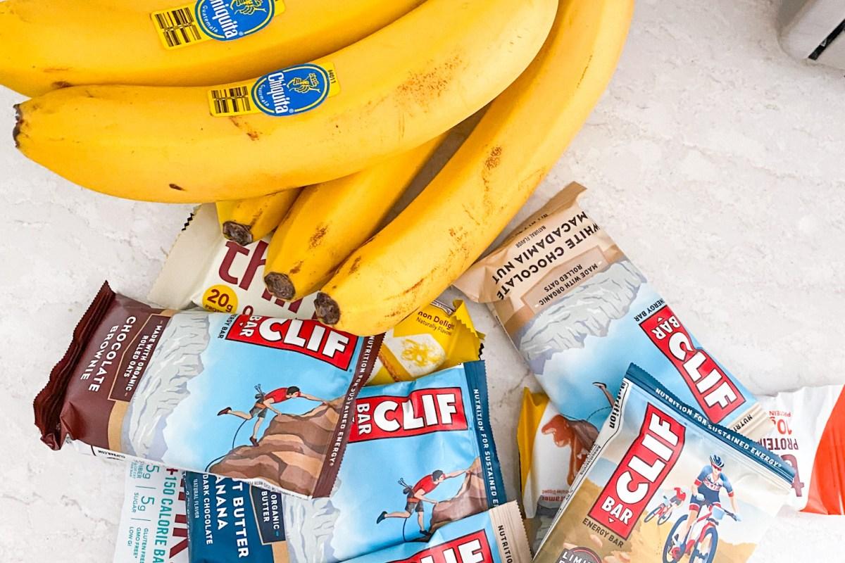 healthy road trip snack essentials