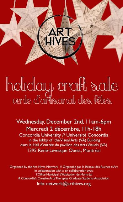 Concordia-holiday-craft-sale