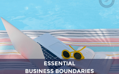 Essential Business Boundaries