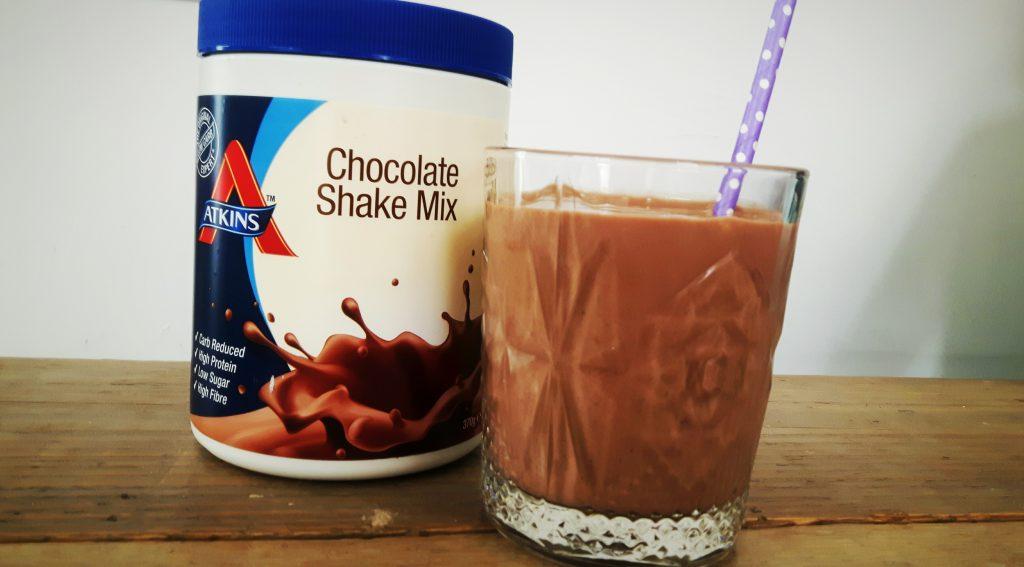 Atkins Chocolate Shake Mix