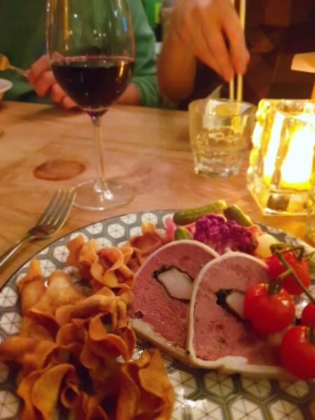 Diner bij Guusjes