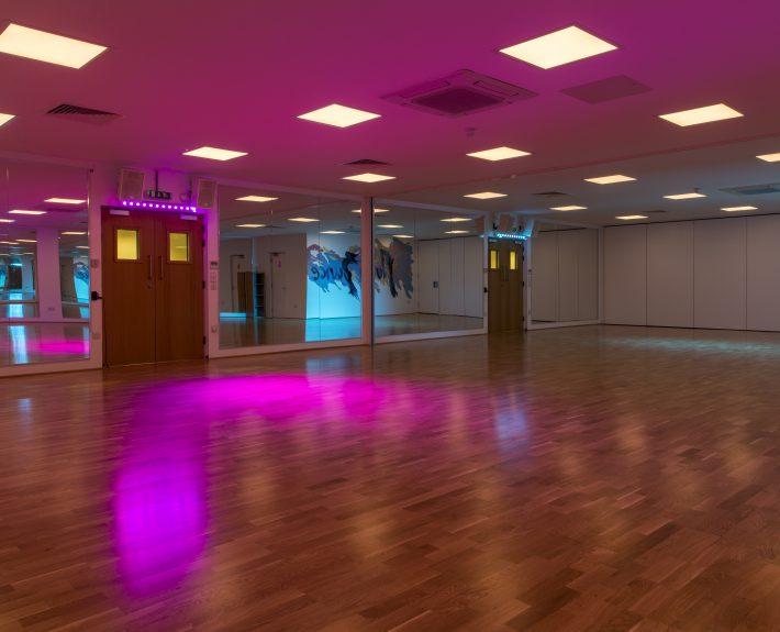 Studio 1 - Ambience Lights