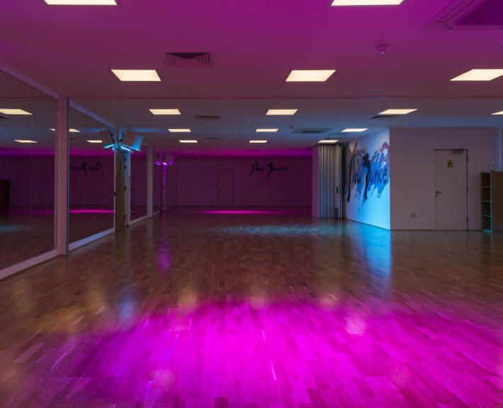 Whole Venue - Ambience Lights