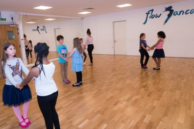 Ballroom & Latin Children Lessons