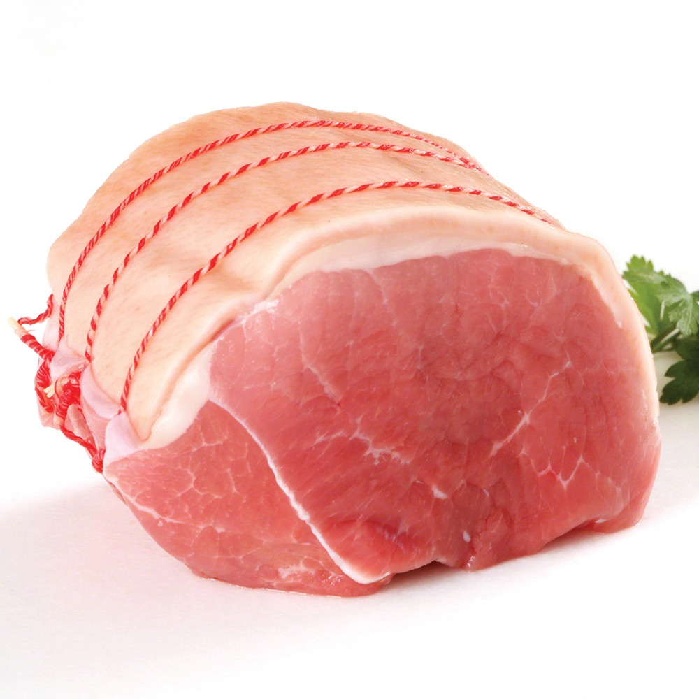 Uncooked Gammon (off the bone)