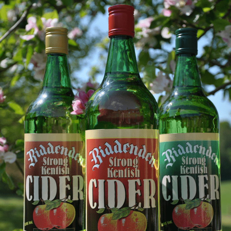 Biddendens Strong Kentish Cider (Dry)