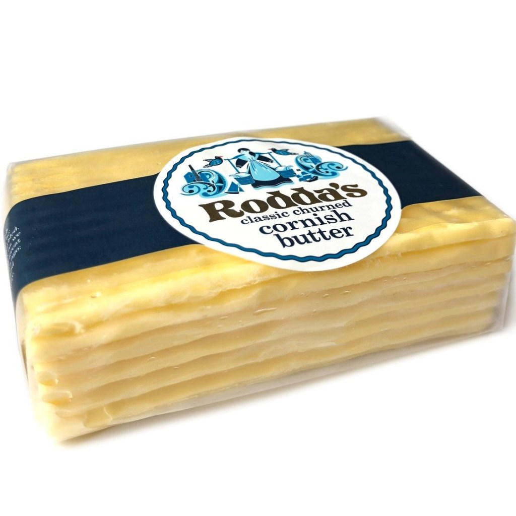Rhoddas Cornish Butter
