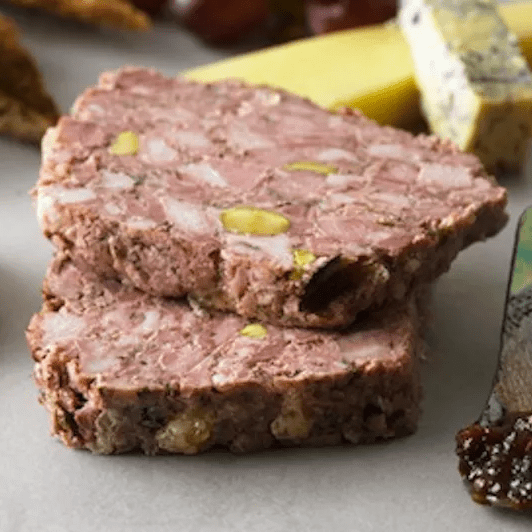 Coarse Pork Pâté