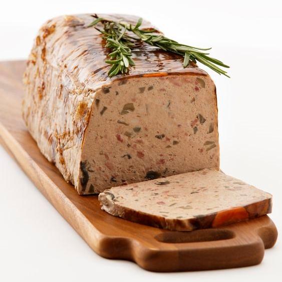 Terrine Forestière Pâté