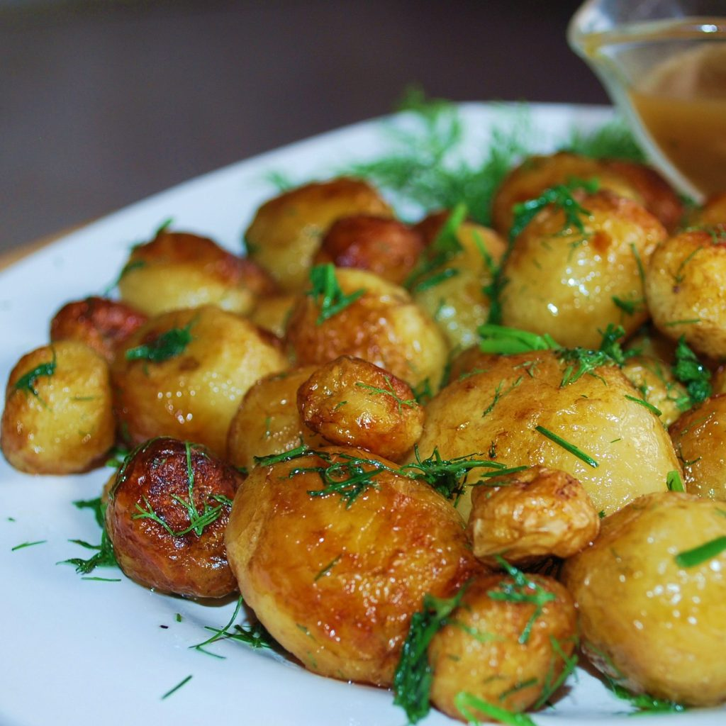 Pre-Packed New Potatoes (500g)