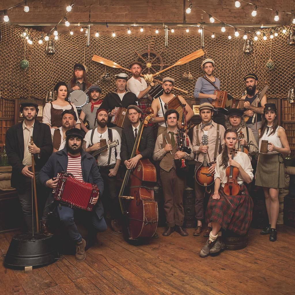 The Old Time Sailors - Saturday 10th July