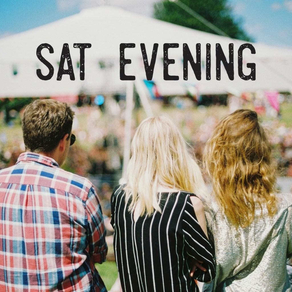 Pub Garden - Saturday 12th June 6pm till 11pm