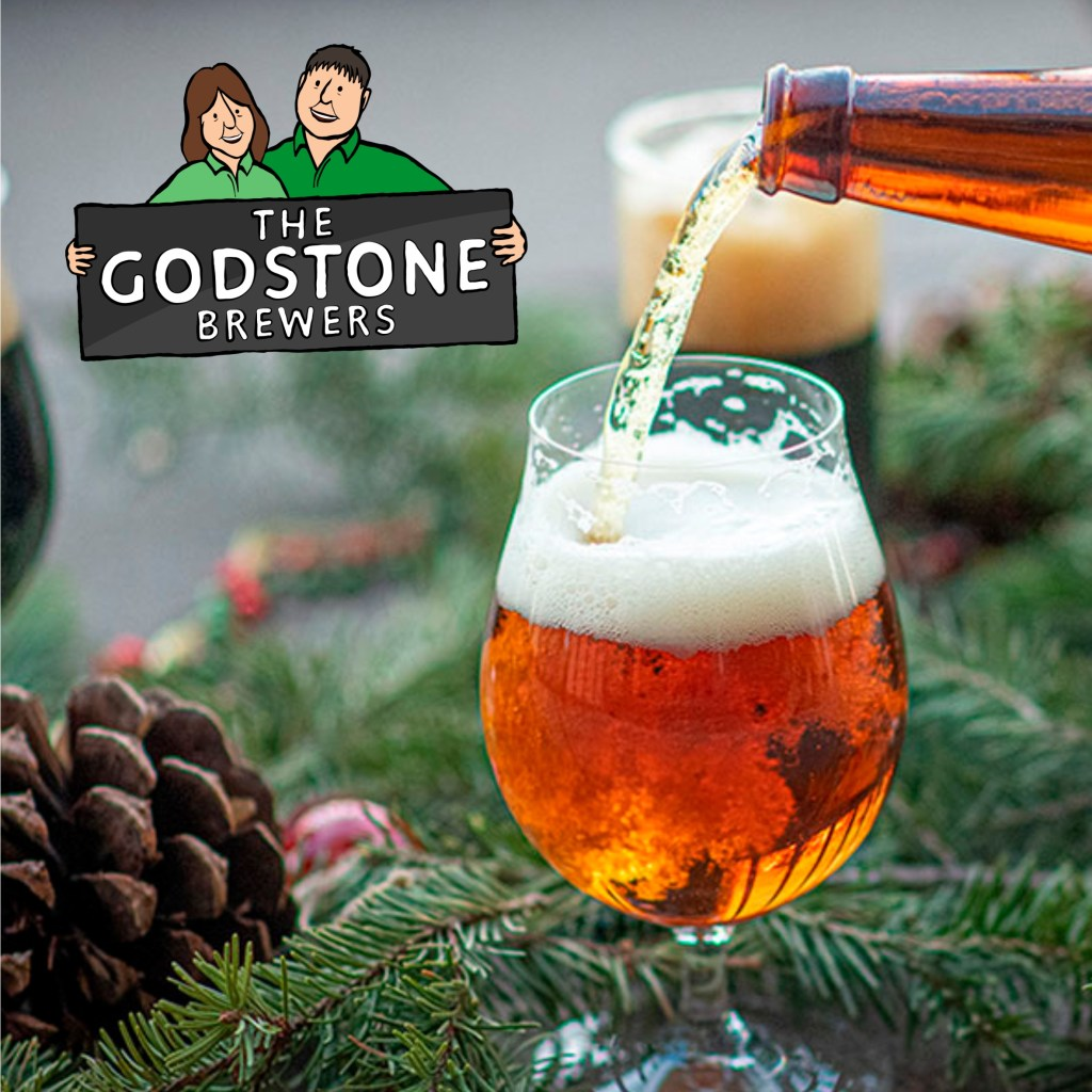 Godstone Brewers Mixed Case