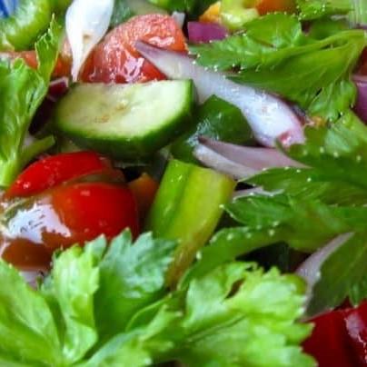 Christmas Salad Box