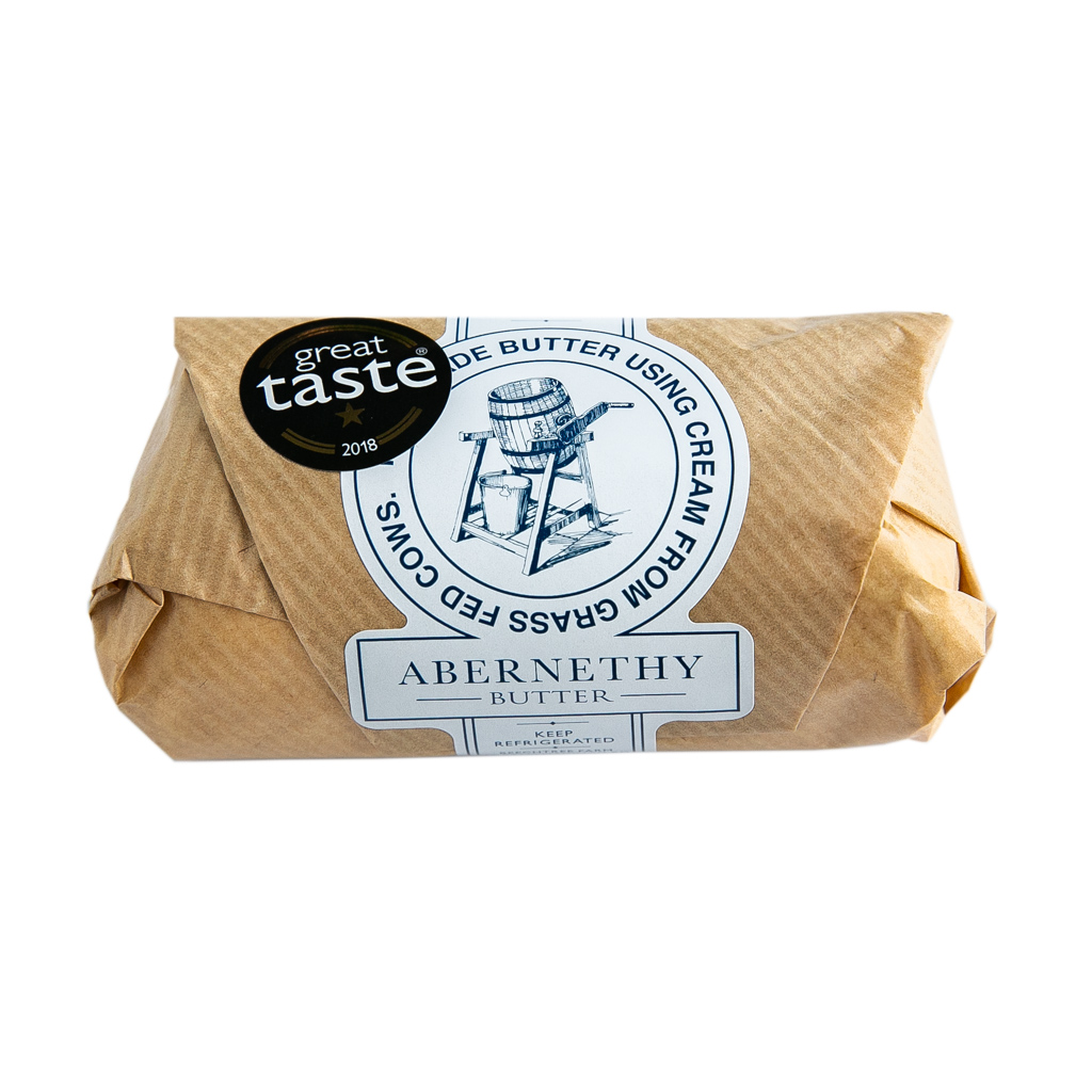 Abernethy Unsalted Hand Made Butter