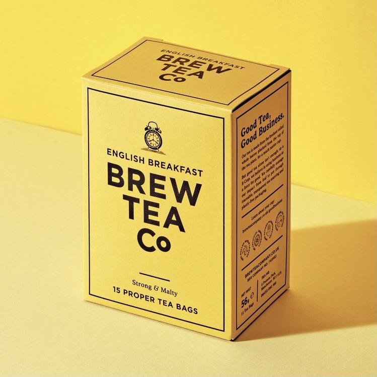 Brew Tea Co English Breakfast Tea
