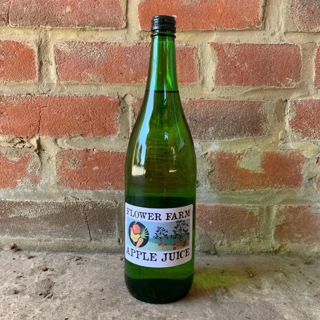 Flower Farm Apple Juice