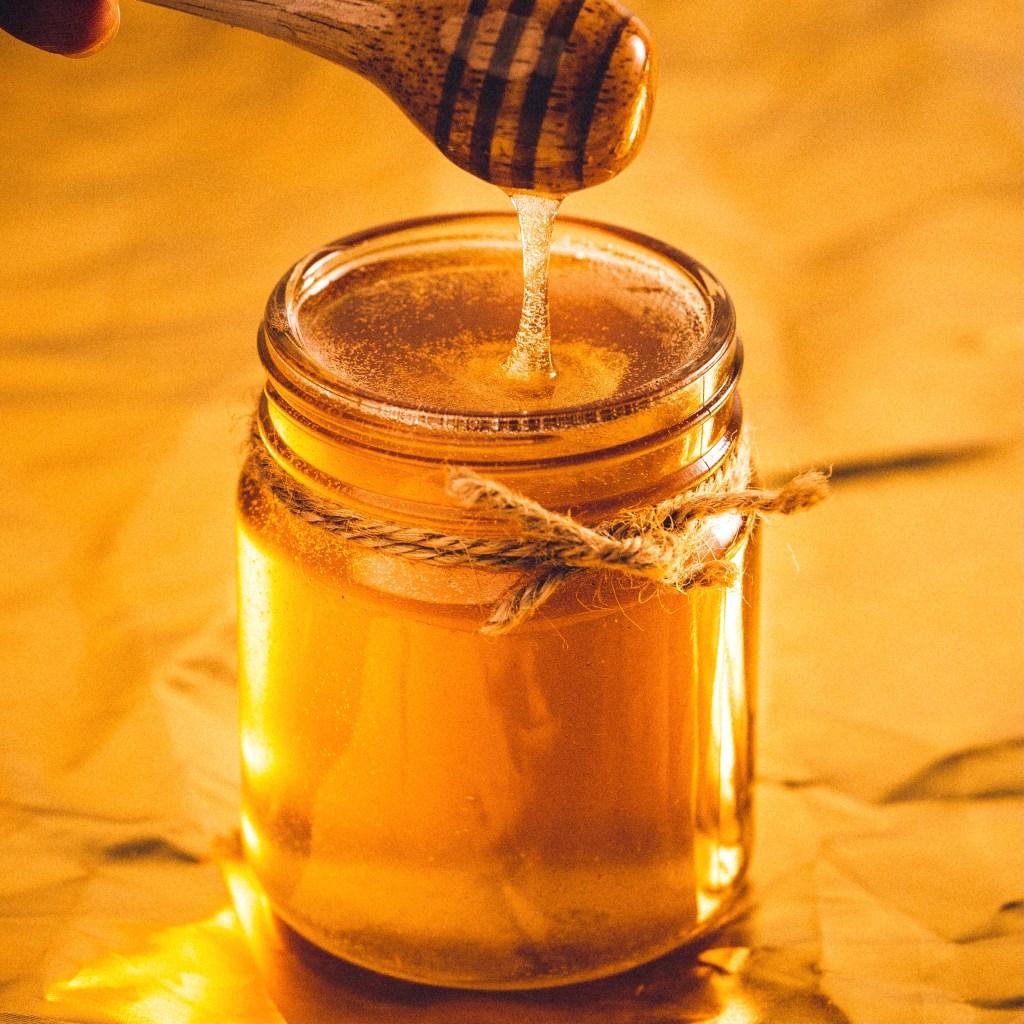 Local Honey Jar