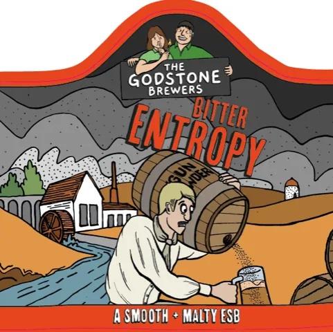 Bitter Entropy - 5.3% 500ml Bottle
